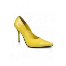 4 1/2 Inch Pointed-Toe Class Pump