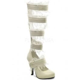 Women's 4 1/2 Inch Heel, 3/4 Inch Hidden Platform Pump