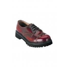 Men's/Unisex 3 Eyelet Steel Toe Shoe