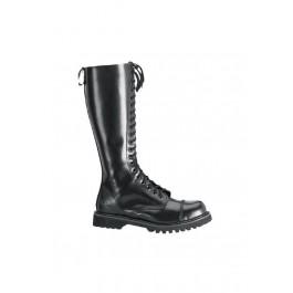 Men's/Unisex 20 Eyelet Steel Toe Knee Boot