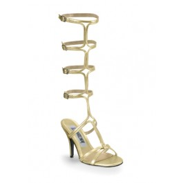 3 Inch Heel With Leg Straps