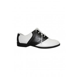 Women's Flat Saddle Shoes