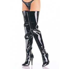 5 Inch Wide Top Crotch Boot