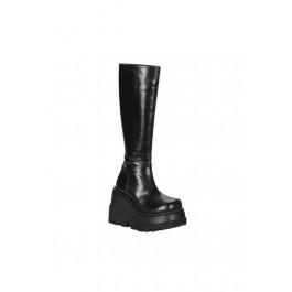 4 1/2 Inch Platform Knee Boot