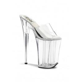 9 Inch  InchO Inch Shaped Heel, 5 1/4 Inch  InchSOL Inch PF Slide