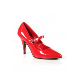 Women's 4 Inch Heel Mary Jane Pump
