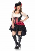 Plus Size Wicked Wench Costume