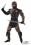 Special Ops Ninja Kids Party Costume