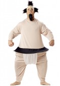 Sumo Wrestler Holiday Party Costume