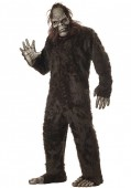 Mens Big Foot Monster Party Costume