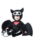 Infant Diego, The Bat