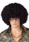 Men'S Jumbo Afro Wig