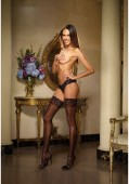 Tuscany Sheer Stay Up Lace Top Thigh High