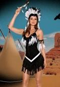 Tribal Princess Costume