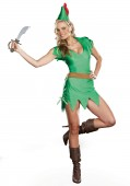 Pretty Pan FairyTale Dress Costume