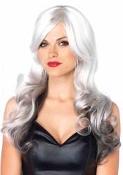 Multi Color Long Wavy Wig