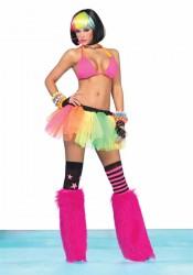 Spandex Reversible Bikini Top