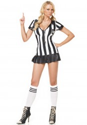 Game Official Referee Costume