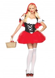 Racy Red Riding Hood Costume