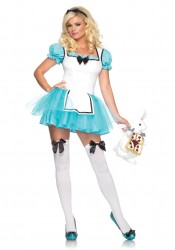 Enchanted Lovely Alice Costume