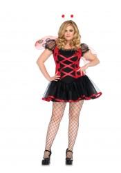 Plus Size Lovely Ladybug Costume