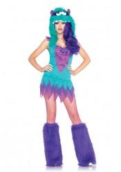 Fuzzy Frankie Costume