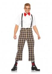 Nerdy Ned Costume