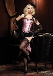 Lola Corset With Support Boning
