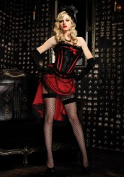 Scarlett Corset With Support Boning