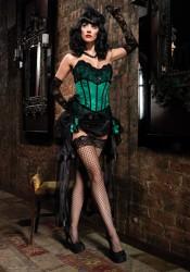 Burlesque Jewel Corset