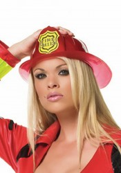 Fireman Hat Costume