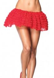 Rosette Petticoat Skirt