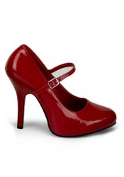 4 1/2 Inch Heel Mary Jane Pump Women'S Size Shoe