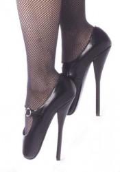 7 Inch Heel Ballet Point Women'S Size Shoe
