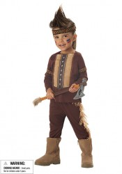 Lil' Warrior Cute Kids Costume