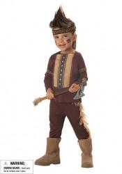 Lil' Warrior Cute Kids Costume