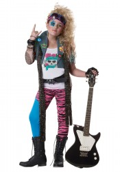 80's Glam Rocker