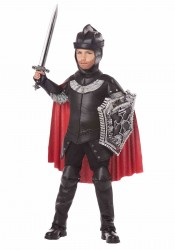 Child The Black Knight