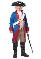 Child American Patriot