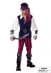 Cutthroat Pirate Kids Party Costume