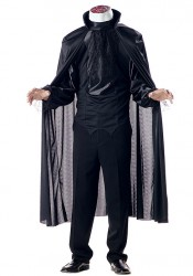 Men'S Headless Horseman Horror Costume