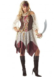 The South Seas Siren Pirate Costume