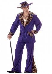 Men's Pimp Costume