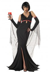 Immortal Seductress Vampire Costume