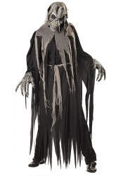 Men's Crypt Crawler Demon Ghost Horror Party Costume