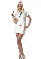 Fashion Nurse Sexy Holiday Party Costume
