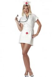 Fashion Nurse Sexy Holiday Party Costume