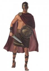 Men'S Spartan Warrior Party Costume
