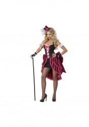 Parisian Showgirl Costume