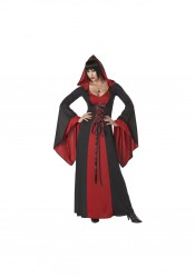 Deluxe Hooded Robe Costume